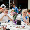 Peter and Ann Capodagli enjoy dinner during the Al Fresco Fitchburg downtown dining event held on Thursday, July 20, 2017. SENTINEL & ENTERPRISE / Ashley Green