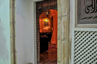 Al Khan Hotel, Old Medina, Tripoli, Libya