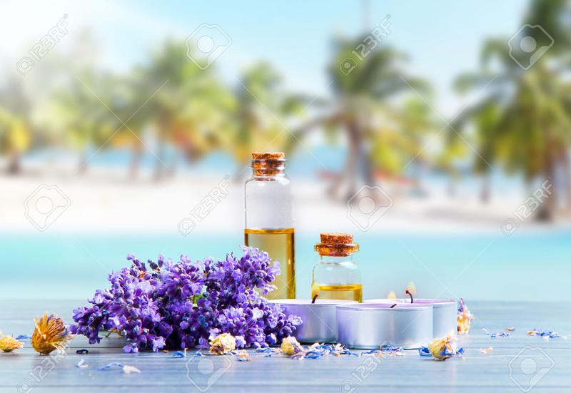 spa lavender