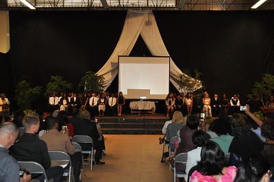 Grade 8 Stepping Up Ceremony