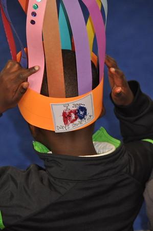 KG's 100th Days of School Celebration