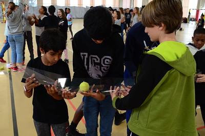 Middle School House Activities.