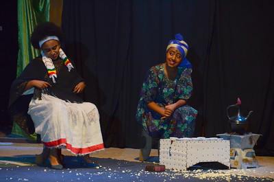"""The Marriage of Unequals"" Amharic Play"
