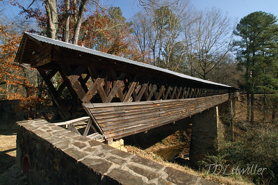 Clarkson Covered Bridge, Cullman Alabama
