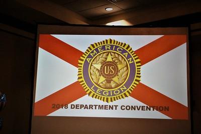 Alabama Department Convention 6/15/2018
