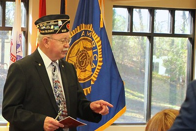 Richard Kaster, Oratorical Chair, 2nd Vice Commander Post 555