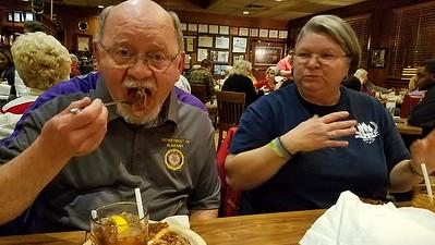 Chow down at Bob Gibson's BBQ