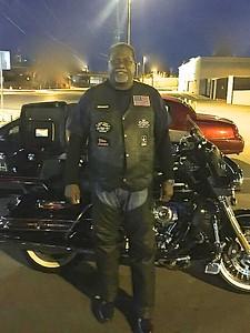 Triple Nickel Rider Johnny Ryan