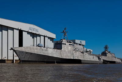Austal's Joint High Speed Vessel (JHSV) Mobile AL_1308