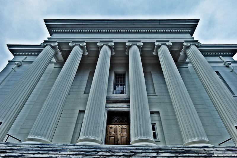 Alabama State Capital Building, Montgomery, AL