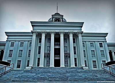Alabama State Capital Building, Montgomery, AL