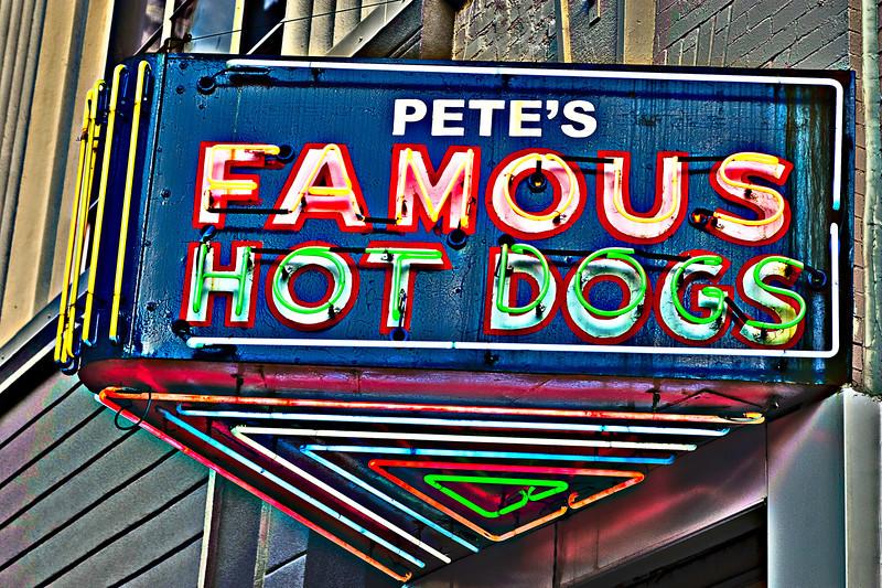 Pete's Famous Hot Dogs, Birmingham, AL