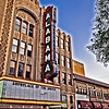 The Alabama Theatre sign, Birmingham, AL