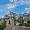 The greenhouse at Birmingham Botanical Gardens, Birmingham, AL