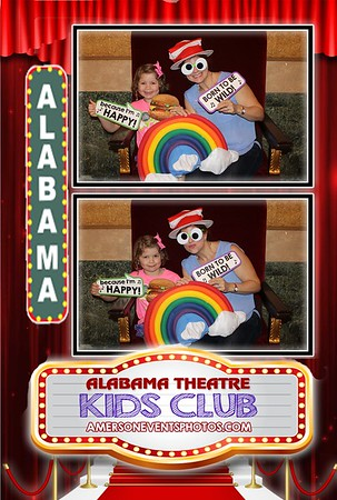 Alabama Theatre TBK Club 07-16-15