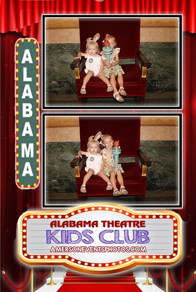 Alabama Theatre Throw Back Thursday Movie