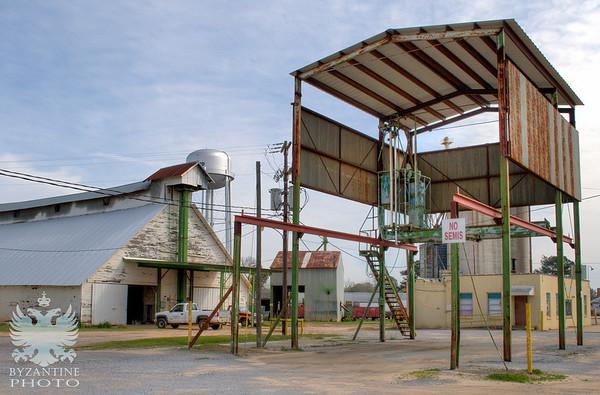 Anderson peanut mill