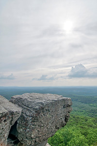 at Cheaha State Park