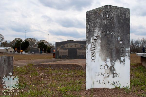 Confederate Graves