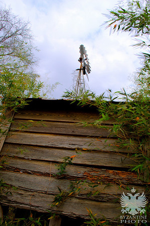 Old Hatcher house