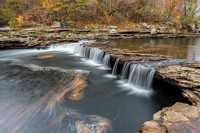 Martha's Falls Pool