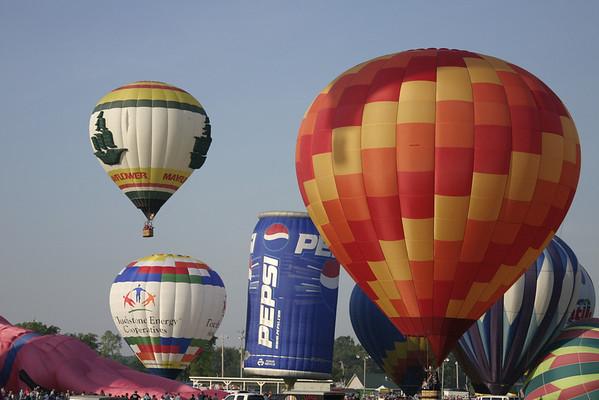 Alabama Jubilee Hot Air Balloon Festival, Decatur AL