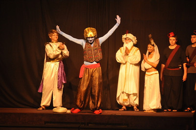 Aladdin Jr - Show Photos