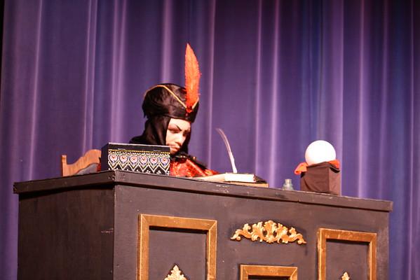 Aladdin Winter 2015-Jafar's Chambers