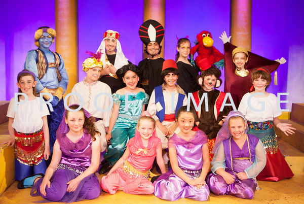 Monday Jr. Master Aladdin Cast