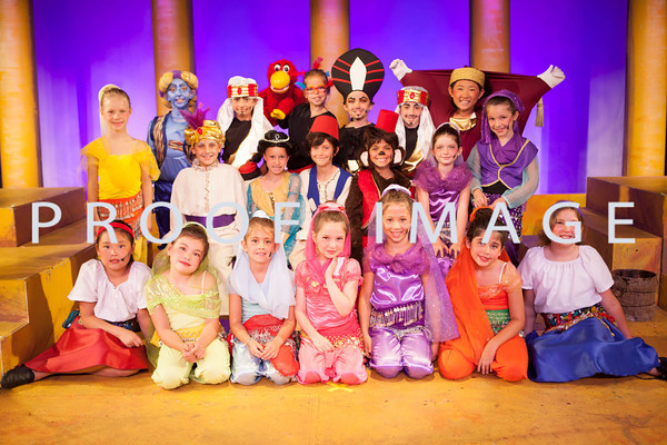 Tuesday Level 1 Aladdin Cast