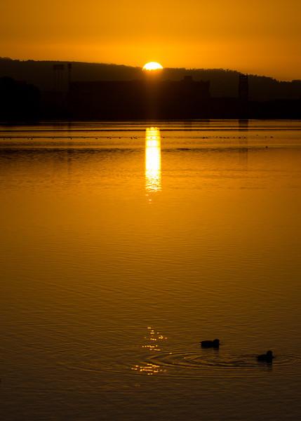 San Leandro Bay Sunrise