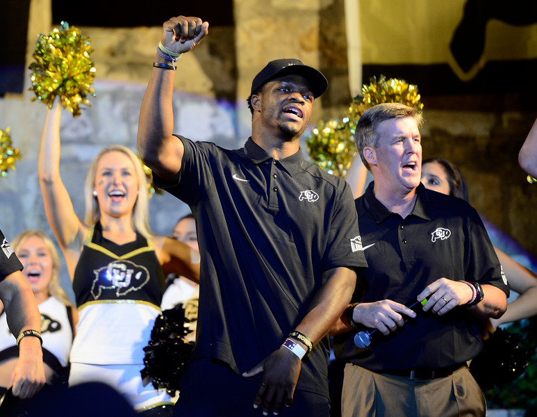 Colorado Football at Alamo Bowl