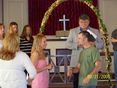Stephanie & Alan Wedding Rehearsal