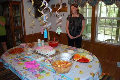 Stephanie Baby Shower