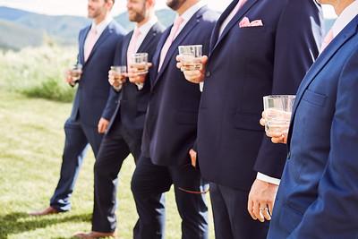 Men Pre-Ceremony
