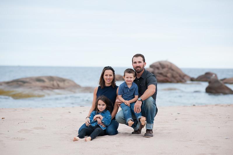 Alana & Scott Family 2017