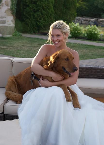 Alana and Eric Wedding
