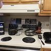 stove top organized