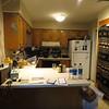 kitchen pre-clean up