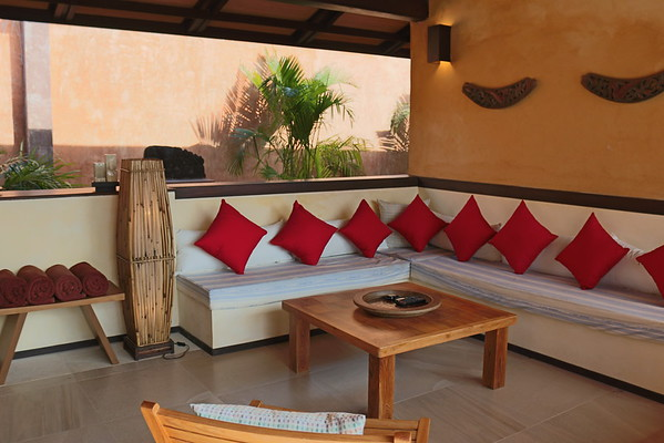 3 bedroom Alanta villa Lounge area