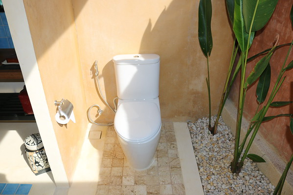 3 bedroom Alanta villa toilet