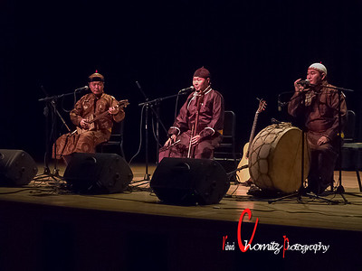 Alash Concert at Maryland Hall