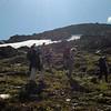 Penrose Conference trip to Bernard Mountain