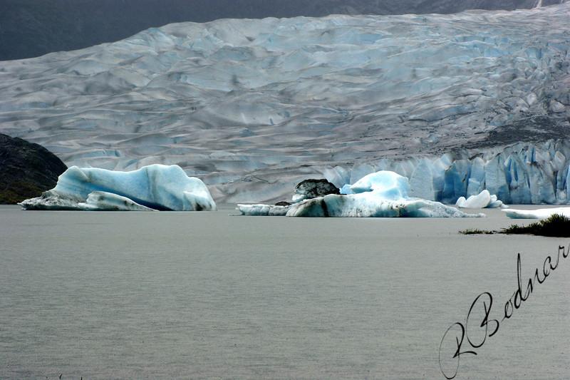 Photo By Robert Bodnar..... Mendenhall glacier,  Juneau Alaska