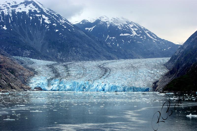 Photo By Robert Bodnar............Dawes Glacier