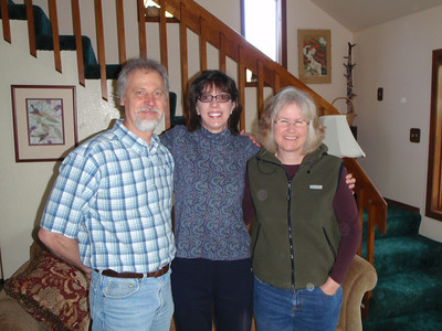 Gary, Jenny, and Dede