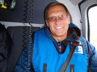 Helicopter tour - Dennis
