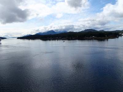 Ketchikan Scenic view