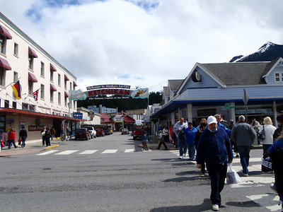 Ketchikan Self-guided tour: Creek Street