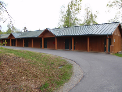 Accommodations: Mt. McKinley Princess Wilderness Lodge (cabins)